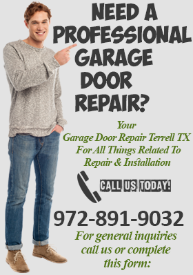 Call Garage Door Repair Terrell TX